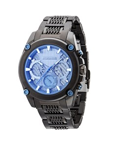 Police Gents Mesh Up Watch!