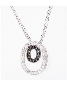 Pendants and Chains - Silver: Silver Cubic Necklace!