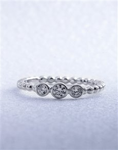 Rings: Silver Cubic Ring!