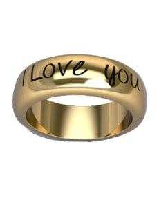 Rings: Nomi Personalized Ring!