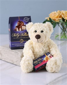 Picture of Ultimate Sally Williams and Teddy Bear Gift!